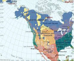 map usa y mexico united states climate map
