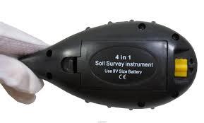 เคร องว ดความช นในด น 4 in 1 soil survey instrument model amt