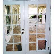 Sliding Glass Patio Storm Doors Sliding Glass Doors With Doggie Door Built In Pet Doors Made For