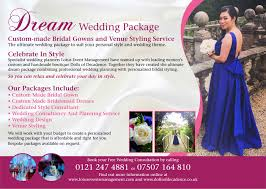 Wedding Packages Dream Wedding Packages Lotus Event Management