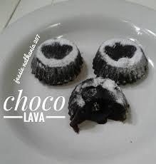 chocolava kukus choco lava by jessie nathania resep aneka cokelat