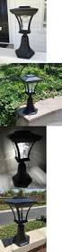 Backyard Light Post by Best 20 Garden Lamp Post Ideas On Pinterest Plants By Post