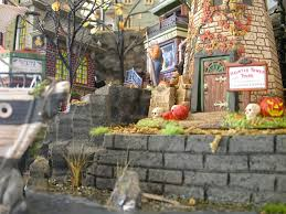department 56 snow village halloween galleries showcase displays
