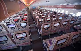 Airbus A 380 Interior Airbus Pushes Density Over Luxury To Fan Weak A380 Sales The