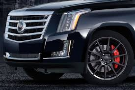 cadillac escalade performance upgrades 2015 cadillac escalade hennessey s hpe550 supercharged upgrade
