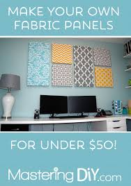 make your own fabric panels fabric panels fabrics and 50th