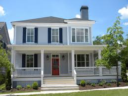 Southern House Styles The Southern Living Houses Of