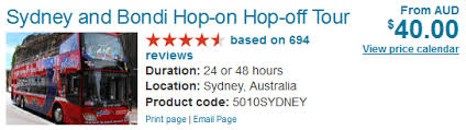 hop on hop sydney australia sydney and bondi hop on hop tour all about sydney australia