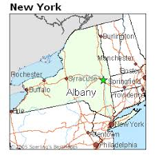 albany map best places to live in albany york