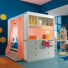 Best Cool Kids Rooms Images On Pinterest Nursery  Beds - Kids room style