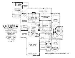 country cottage floor plans nashville manor house plan covered porch plans
