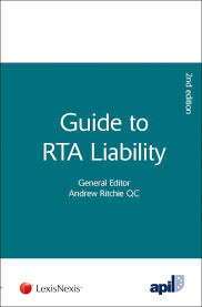 apil guide to rta liability 2nd edition lexisnexis uk