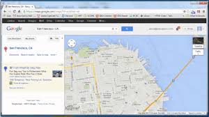 Maps Google Com San Francisco by How To Insert A Google Map Into Microsoft Word Using Microsoft