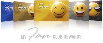 my fan club rewards fan club casino hotel near denver isle of capri casinos