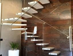 stair design cantilever stairs suspended staircases or floating stairways