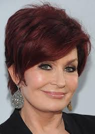 stacked shortbhair for over 50 best hairstyles for short red hair