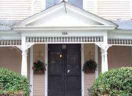 Wooden French Doors Exterior by Exterior Exquisite Image Of Front Porch Decoration Using Cream