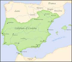 Cordoba World Map by Fraxinetum An Islamic Frontier State In Tenth Century Provence