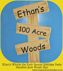 Winnie The Pooh Writing Paper Ethan S Winnie The Pooh Second Birthday Party Play And Learn