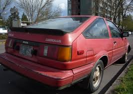 toyota corolla gt coupe ae86 for sale curbside 1985 toyota corolla gt s the legendary ae86