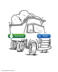 100 garbage truck coloring page snow plow truck coloring page