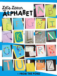 94 best learning my letters images on pinterest alphabet crafts