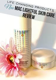 mac lightful c marine bright formula softening lotion life changing products mac s lightful c skincare line not always