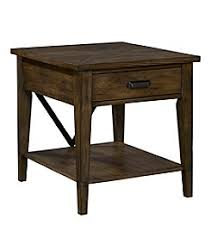 Accent Table L Broyhill Coffee Accent Tables Furniture Bon Ton