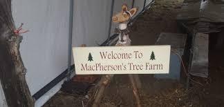 macpherson tree farm
