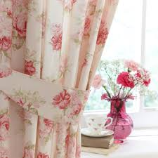 Shabby Chic Curtains Pinterest by Floral Curtains Floral Curtains These Are Reminiscent Of A Cute