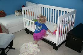 Crib Turns Into Toddler Bed Crib Turns Into Bed Turning Crib Into Toddler Bed