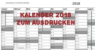 Kalender 2018 Hamburg Brückentage Kalender 2018 Zum Ausdrucken Freeware De