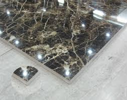 black and white marble tile polished porcelain tile look like
