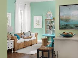 Green Living Room Chairs Beach Themed Living Room With Colorful Furniture Set Traba Homes