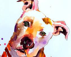 pet portrait etsy