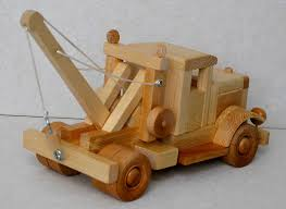 Build A Wooden Toy Truck by Toy Maker Gerry Hannigan