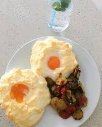 cloud eggs are the most whimsical breakfast you u0027ll ever see u2026 and