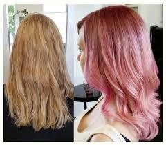 hair color formula how to dirty pink pastel hair color formula career modern salon