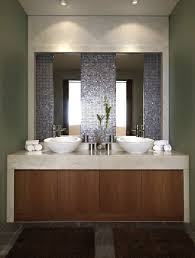 Wooden Bathroom Mirror Bathroom Delightful White Bathroom Decoration Using White Wood