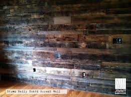 the jimmy barnwood reclaimed wood wall