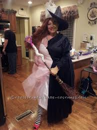 wizard of oz costume homemade coolest homemade wicked witch of oz costumes