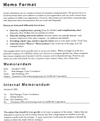 download memo format template for free tidyform