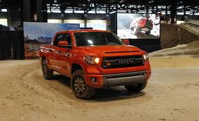Toyota Tundra Diesel 2014 The Toyota Tundra Pro Series Wants To Play