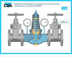 pressure regulators by comeval valve systems youtube