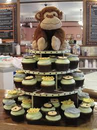 sweet spot blog safari cupcake tower