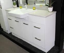 Bathroom Vanity Stone Top by Custom Vanity Unit 1500mm Stone Top Semi Recessed Basin U2013 Bathroom