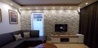 steinwand wohnzimmer tipps 2 build a stonewall
