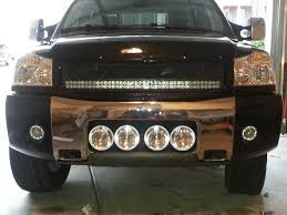 Led Grill Light Bar by 40
