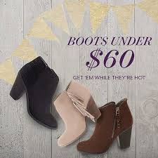 womens boots deals 45 best the great boot event images on broadway