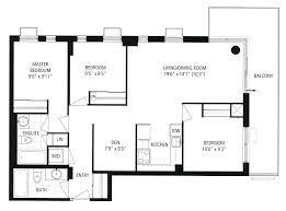 toronto floor plans 1110 260 sackville st 3 bed den one park west regent park life